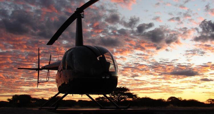 Kriek Helicopters | Kimberley | Northern Cape Weddings | ncweddings