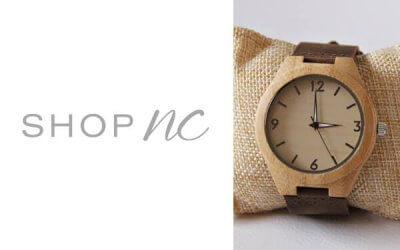 Bamboo Watches shopnc