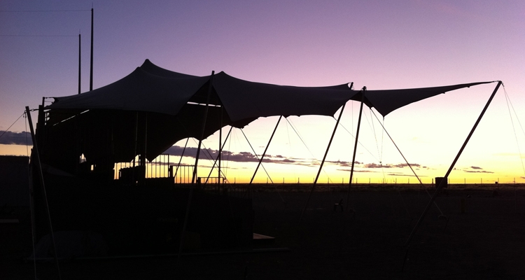 Kalahari Stretch Tents | Wedding Venue | Wedding Tent | lighting, staging, portable toilets, tables, chairs, table linen, decor items, cutlery, crockery, glasses, bar counters, portable heating & cooling | Upington | Northern Cape | South Africa