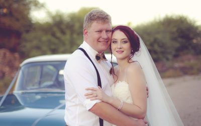 Jan-Daniel & Zandri Upington Wedding