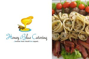 Honey Blue Catering | Northern Cape Wedding Catering | Wedding Food | Hennie & Riana Blaauw