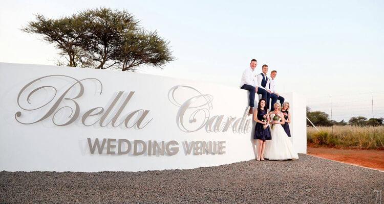 Kimberley Wedding Venue | Bella Cardi | Northern Cape Weddings | Kimberley | ncweddings | Wedding Chapel