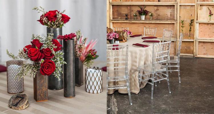 Wedding Flowers, Décor & Hire | I do | Lollies Marais | Decor, Floral & Rentals
