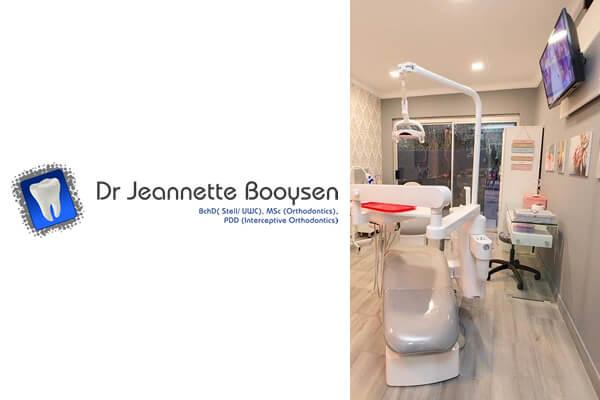 Dr Jeannette Booysen